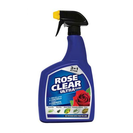 RoseClear Ultra - Ready to use sprayer
