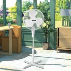 SupaCool Oscillating Stand Fan