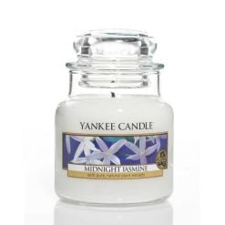 Yankee Candle Midnight Jasmine Small Jar Candle   1129553E   Yankee Candle Delivery In Ireland