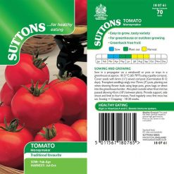 Tomato Moneymaker by Suttons Seeds  180761  Nationwide Delivery