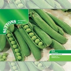 Pea Early Onward by Suttons Seeds| 190005| Nationwide Delivery