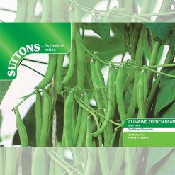 Climbing French Bean Blue Lake by Suttons Seeds| 195541| Nationwide Delivery